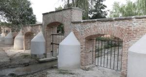 muro casa de campo