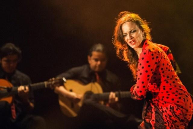 carmen la talegona, miradas flamenkas