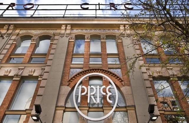 Teatro Circo Price, sede principal del festival