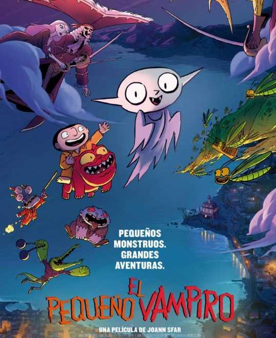 película francesa del Festival de Cine de animación europeo