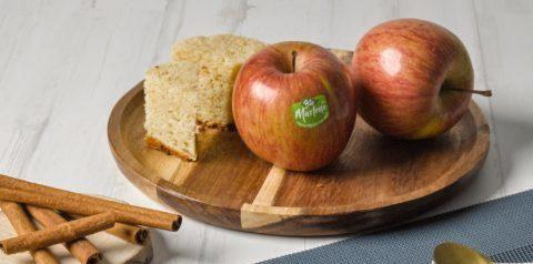 Bolas manzana receta san valentín