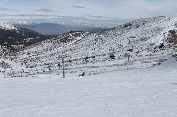 Valdesquí estación protocolo covid esquiar