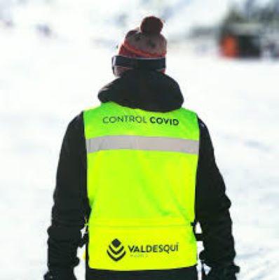 protocolo covid esquiar 2021 valdesquí
