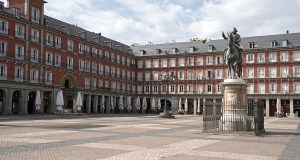 Confinamiento coronavirus Madrid año