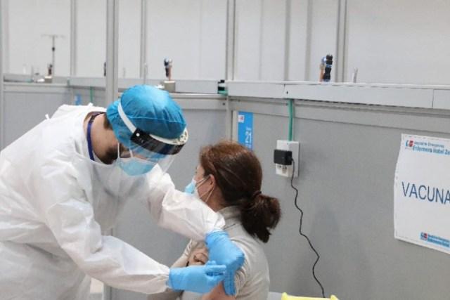 vacunación covid-19 madrid