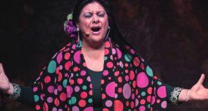 concurso nacional cante flamenco sala berlangaChelo Pantoja