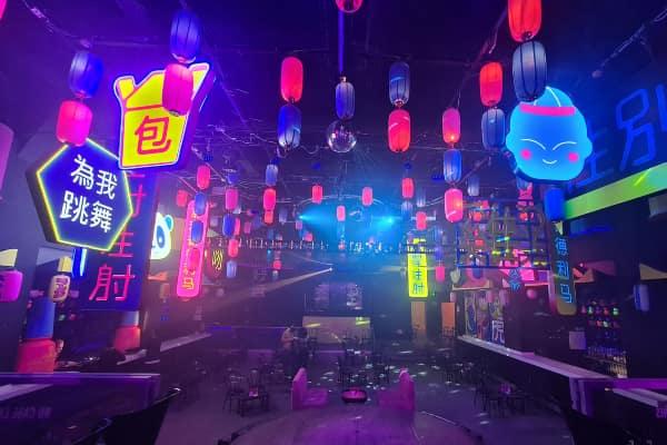 Uñas Chung Lee decoración