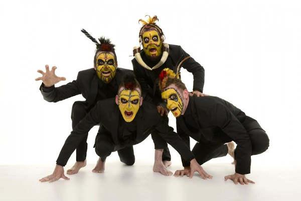 Yllana, espectáculo The Primitals