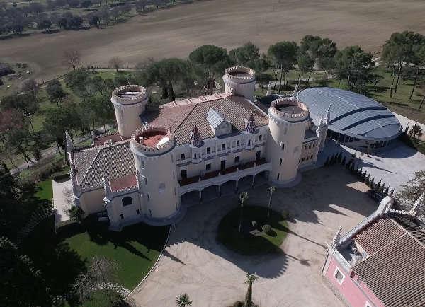 Castillo de Viñuelas de Tres Cantos