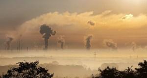 huella carbono contaminación