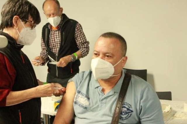 wizink center centro vacunación vacunado