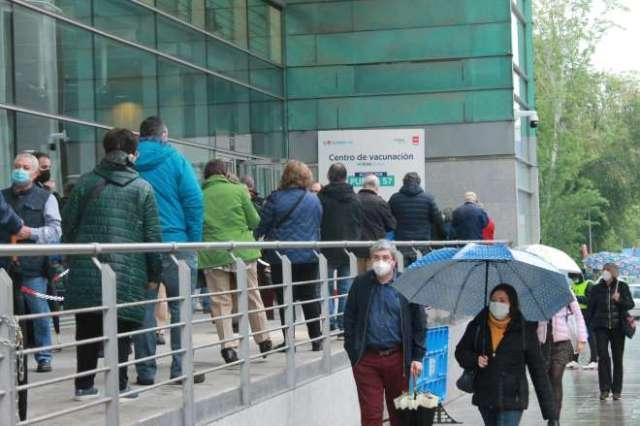 wizink center centro vacunación