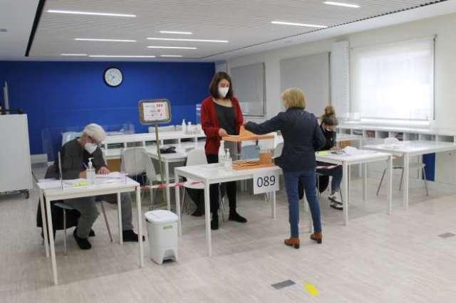 elecciones 4m jornada electoral mesas