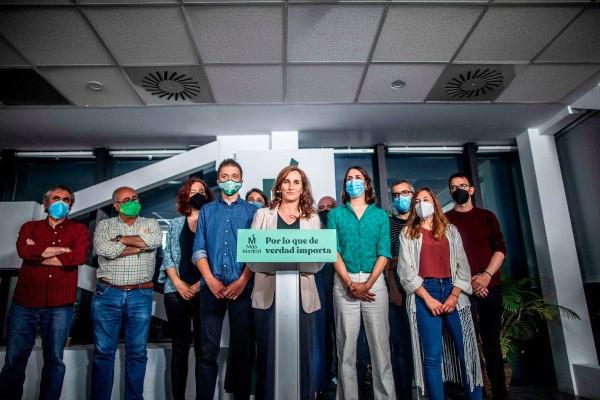 Mónica García elecciones autonómicas Madrid