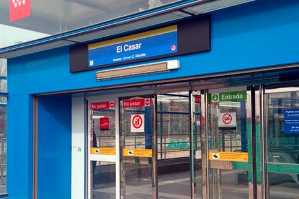 Estación El Casar