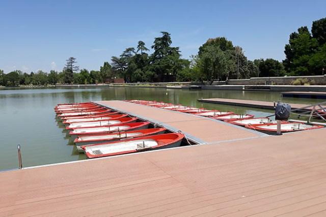 barcas casa campo