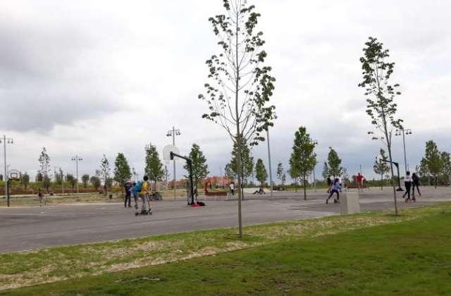 parque moratalaz abierto cuña verde canchas