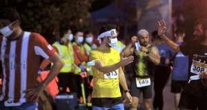 media maratón carabanchel 2021