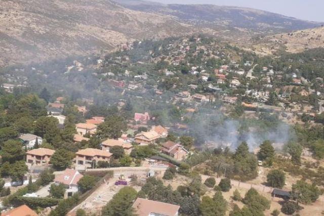 incendio robledo de chavela