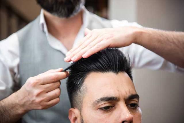 tendencias en cabello barbero