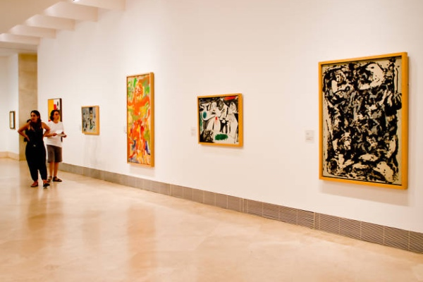 Pinturas museo