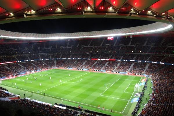 Aforo Wanda Metropolitano