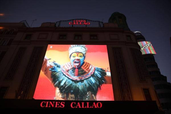 Teatro El Rey León