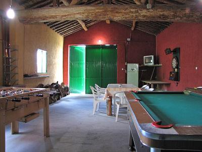 Casa rural en Ávila.