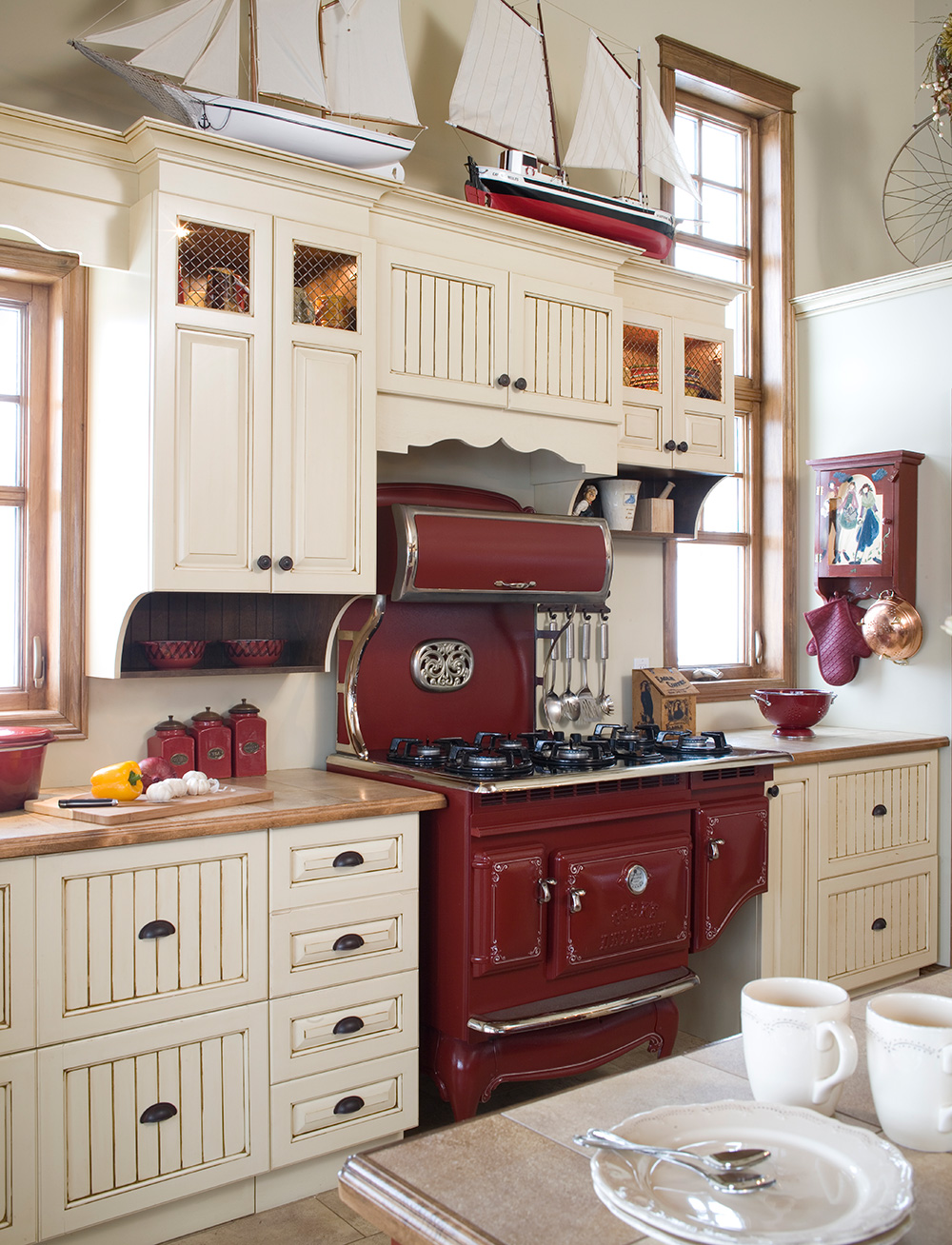 How to Add Antique Style Without Really Trying - Elmira ...