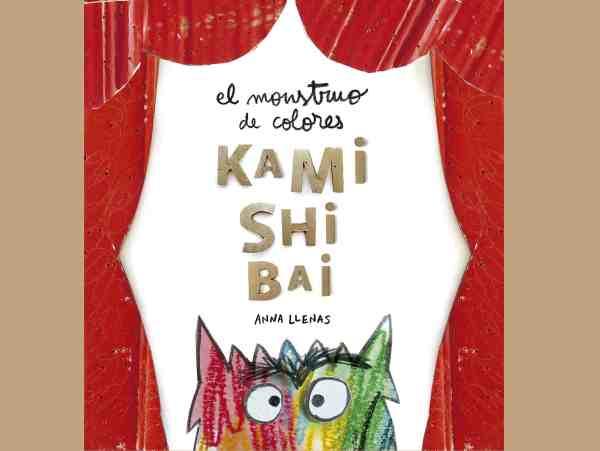 cuento el monstruo de colores kamishibai