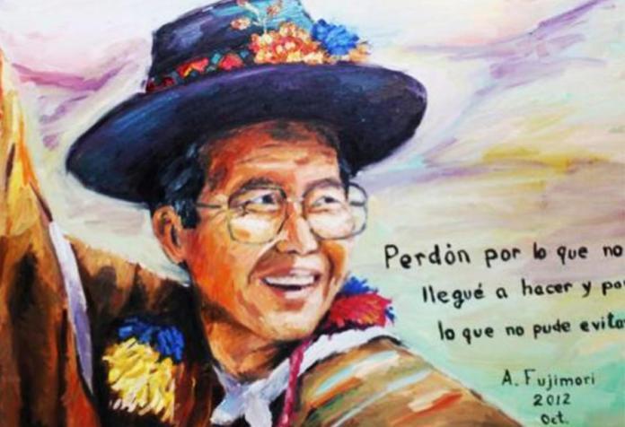 Resultado de imagen para Fotos del cierre del Congreso por Alberto Fujimori