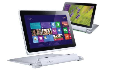 Convertible - Iconia PC Tablet Dengan Windows 8