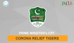 CRT Corona Relief Tigers of Prime Minister Roles and Responsibilities