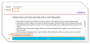 Total Number of Steps HED E-Transfer Phase-I Step by Step Application Procedure