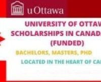 Funded Scholarships 2021 in University of Ottawa, Canada
