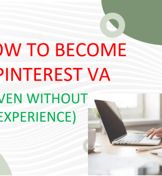 HOW TO BECOME A PINTEREST VA (EVEN WITHOUT EXPERIENCE)