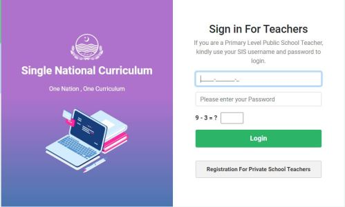 SNC Registration