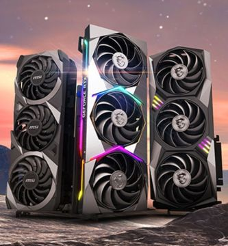 MSI teases 'limited edition' RTX 3090 Suprim GPU at Computex 2021