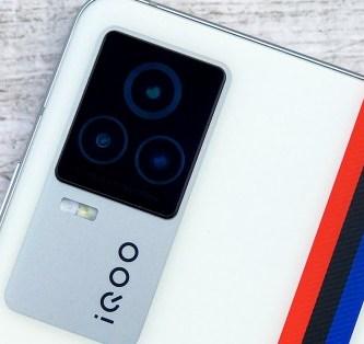 vivo iQOO 7 Legend hands-on review
