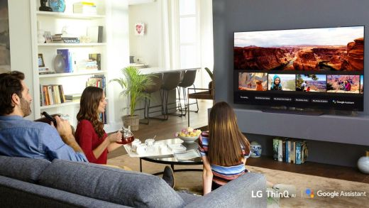 LG smart TVs are getting over 10,000 hours of educational TV for kids