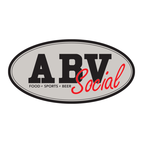 abv social menu design graphic design elm street design