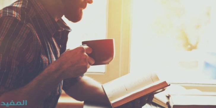 موضوع عن القراءة