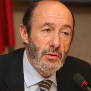 Rubalcaba rajoy fue el peor ministro del interior de la for Ministro de interior actual