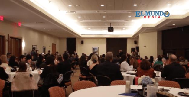 Scholarship Award Ceremony Boston College