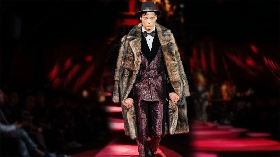 Moda masculina en París y Milán