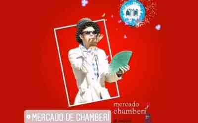 Planes para la Familia: El Mago Elmer en el Mercado de Chamberí!