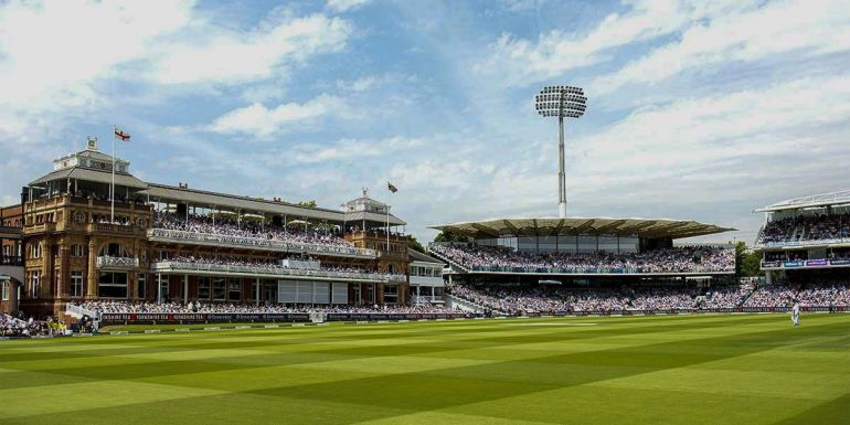 Estadio de criquet Lords Cricket Ground en Londres