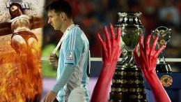 maldicion de argentina futbol