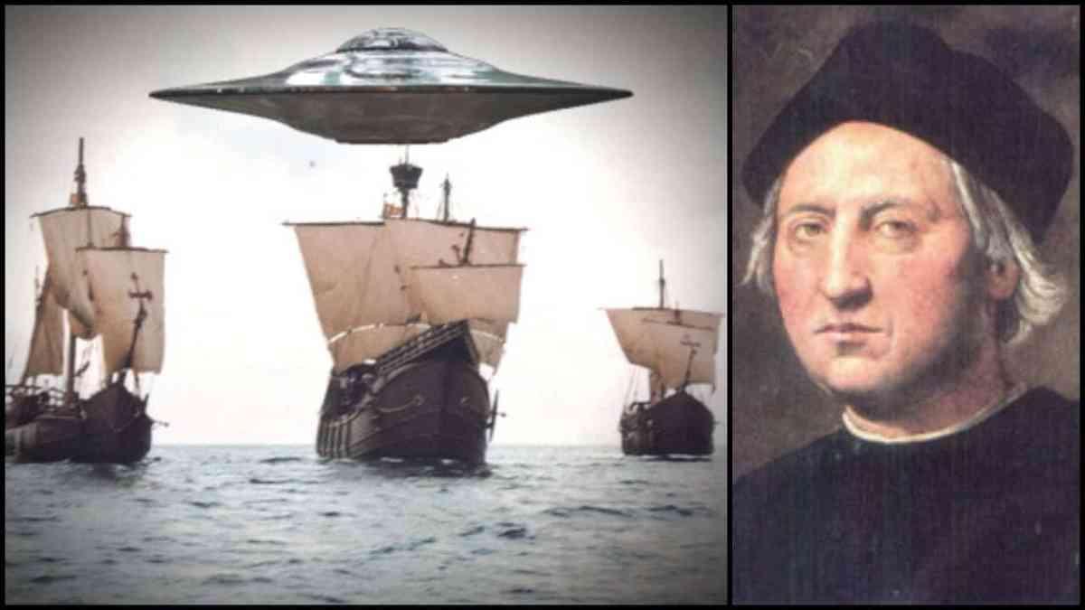 extraterrestres decubrimiento de america