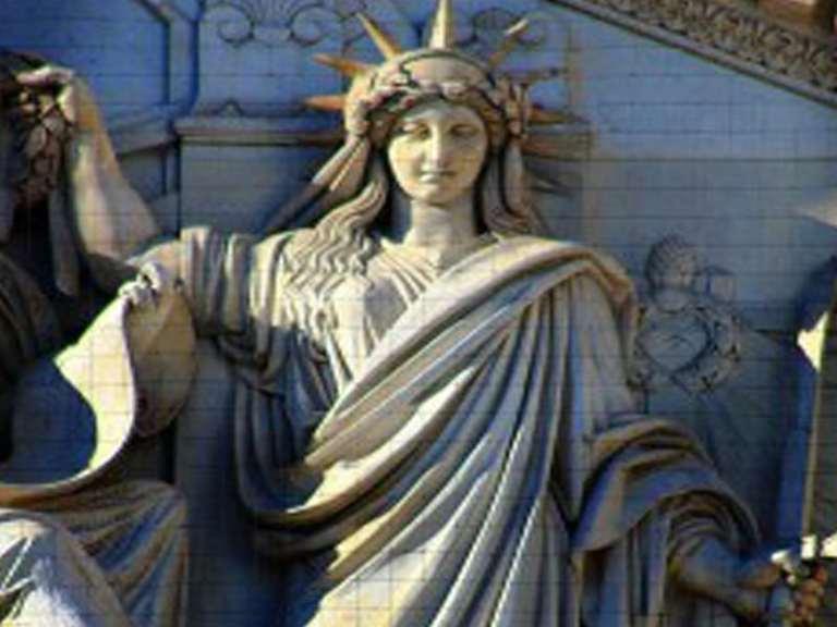 Statue of Liberty, Lucifer, Devil Statue, Illuminati, Freemasons, Statue of Liberty